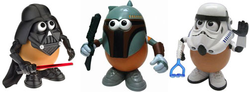 monsieur patate star wars