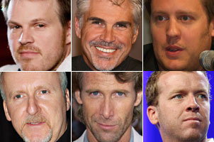 Marc Webb, Gary Ross, Neill Blomkamp, James Cameron, Michael Bay, McG