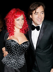 Jane Goldman et Jonathan Ross