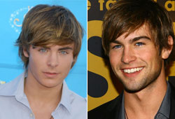 Zac Efron / Chace Crawford