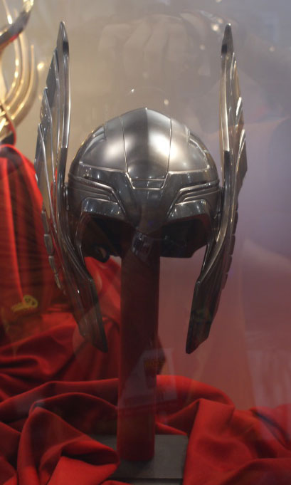 Le casque de Thor