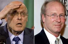Henry Paulson, William Hurt