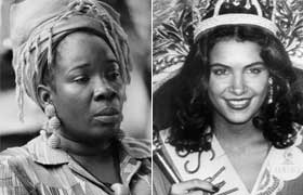 Rita Marley, Cindy Breakspeare