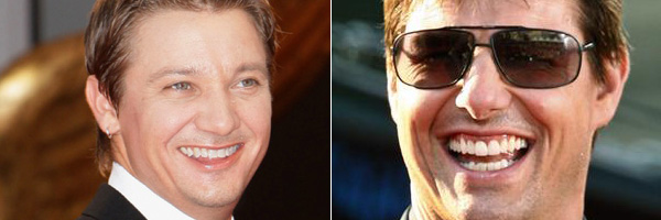 MI4 : Tom Cruise et Jeremy Renner s'amusent