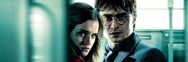 Harry Potter 7 : quatre bannières