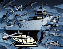 Helicarrier-Marvel
