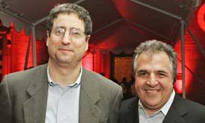 Tom Rothman et Jim Gianopulos