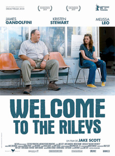 Welcome to the Rileys-Poster