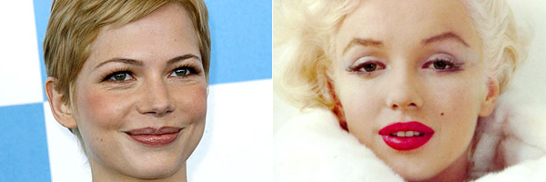 Première image de Michelle Williams en Marilyn