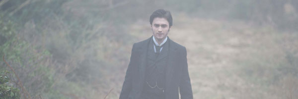 Premières photos officielles de Daniel Radcliffe dans The Woman in Black