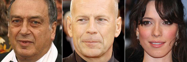 Stephen Frears convoite Bruce Willis et Rebecca Hall