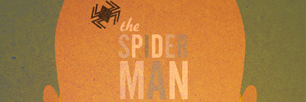 Posters : Spider-Man par David Lynch