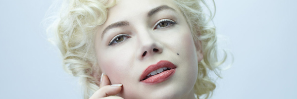 My week with Marilyn : nouvelle image de Michelle Williams en Marilyn Monroe