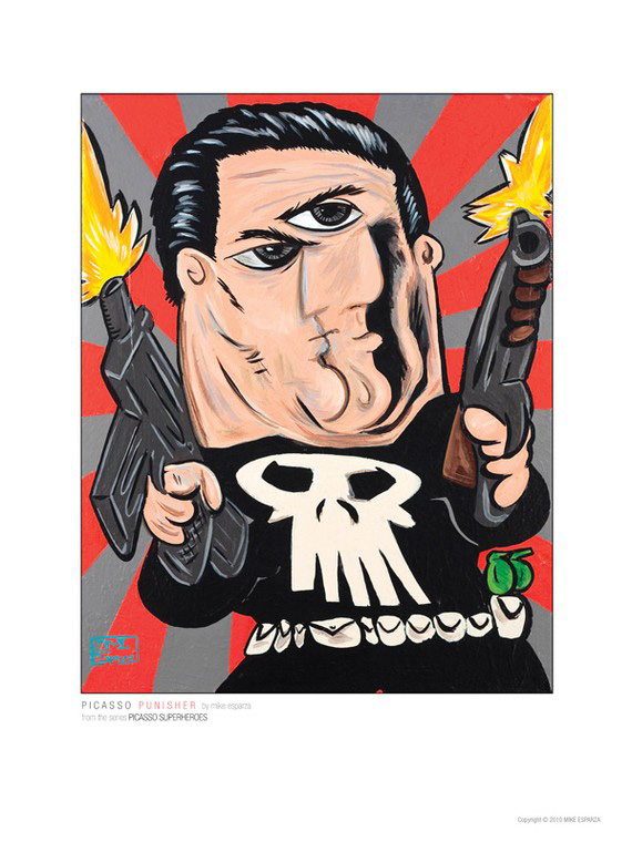 Punisher-Picasso