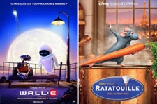 WallE-Ratatouille