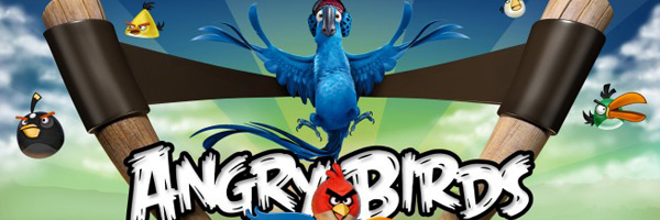 Le jeu angry birds aura son dition sp ciale rio - Jeu info angry birds ...
