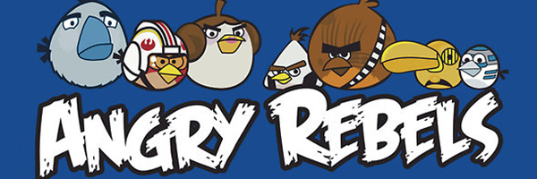 Quand angry birds rencontre star wars cinemateaser - Jeu info angry birds ...