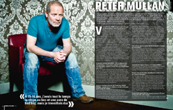 Interview dans Cinemateaser n°6 de Peter Mullan