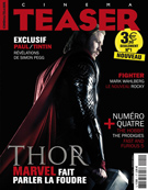 Cinemateaser, le magazine - Numro 1