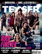 Cinemateaser, le magazine - Numro 14 - Rock Forever