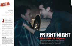 Magazine Cinemateaser n°7 - Fright Night, avec Colin Farrell