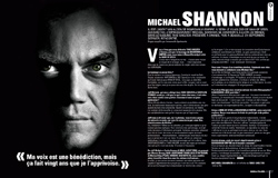 Interview de Michael Shannon - Cinemateaser n°10