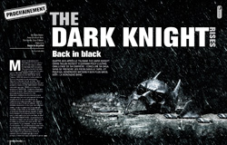 Cinemateaser 11 - Fvrier 2012 - Dossier Batman : The Dark Knight Rises