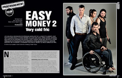 Cinemateaser 12 - Dossier Easy Money 2, avec Joel Kinnaman