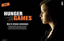 Cinemateaser 12 - Dossier Hunger Games, avec Jennifer Lawrence, Josh Hutscherson et Liam Hemsworth