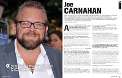 Cinemateaser 12 - Interview de Joe Carnahan, pour le Territoire des Loups (The Grey)