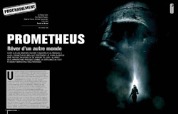 Cinemateaser 12 - Dossier Prometheus (Alien), de Ridley Scott
