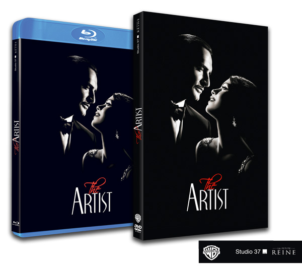 Jeu concours THE ARTIST : 5 Blu-ray et 5 DVD à gagner !
