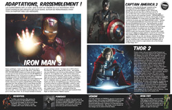 Cinemateaser n°13 - Dossier Marvel