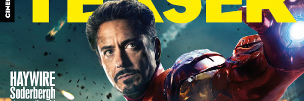 Cinemateaser n°13 - Couverture Iron Man