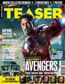 Cinemateaser, le magazine - Numro 13 - Couve Iron Man
