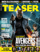 Cinemateaser, le magazine - Numro 13 - Couve Nick Fury