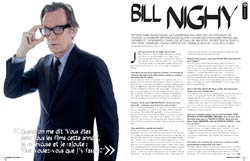 Magazine Cinemateaser n°14 - Interview de Bill Nighy