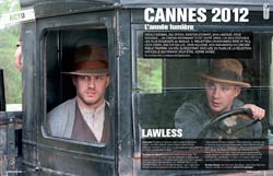 Magazine Cinemateaser n°14 - Dossier Cannes 2012