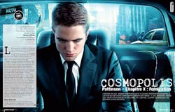 Magazine Cinemateaser n°14 - Cosmopolis, avec Robert Pattinson