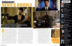 "Magazine Cinemateaser n°14 - DVD ""Devil's Double"""