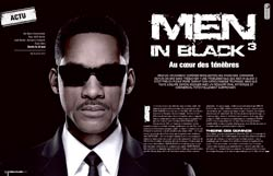 Magazine Cinemateaser n°14 - Men In Black 3
