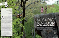 Magazine Cinemateaser n°14 - Moonrise Kingdom