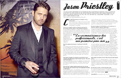 Cinemateaser 15 - Interview de Jason Priestley