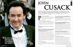 Cinemateaser 15 - Interview de John Cusack
