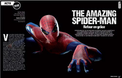 Cinemateaser 15 - Dossier sur The Amazing Spider-Man