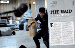 Cinemateaser 15 - Dossier sur The Raid