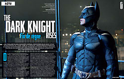 Cinemateaser 16 - The Dark Knight Rises, la fin d'une re