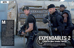 Cinemateaser 16 - Dossier Expendables 2