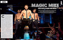 Cinemateaser 16 - Magic Mike, avec Channing Tatum, Joe Manganiello, Matt Bomer