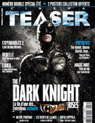 Cinemateaser, le magazine - Numro 16 - The Dark Knight Rises